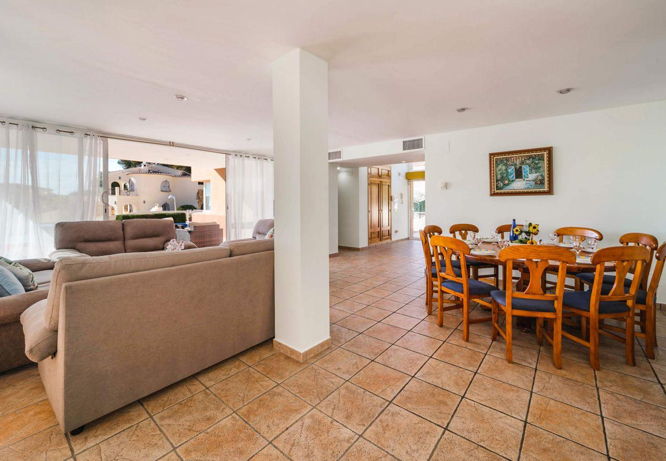 Villa en Moraira - 3381 - ANGELA FLORES