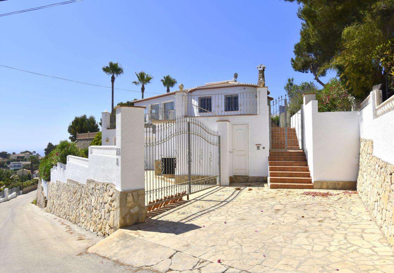 Chalet en Javea / Xàbia - Casa Mahler Javea - 5045