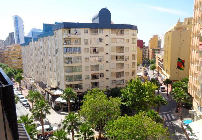 Apartamento en Calpe - A82 EUROPLAYA FASE I 4º E