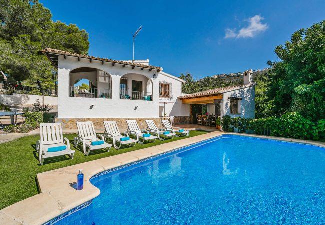 Villa en Moraira - 3041 - CASA JAUME