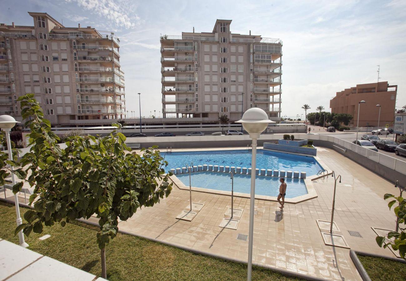 Apartamento en Peñiscola - ARG IV 6C (010)