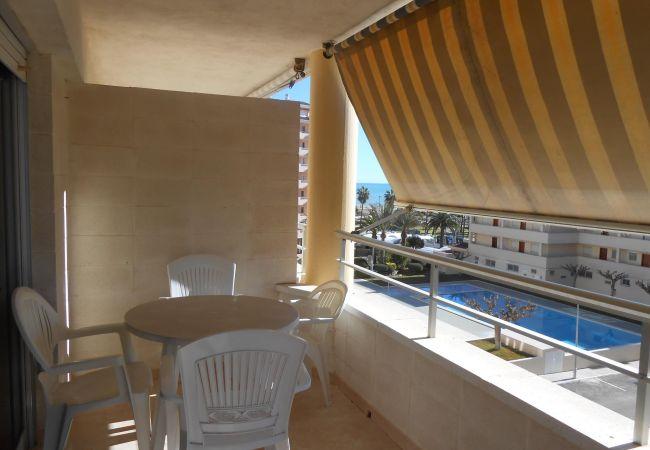 Apartamento en Peñiscola - P. AZA A401 (109)