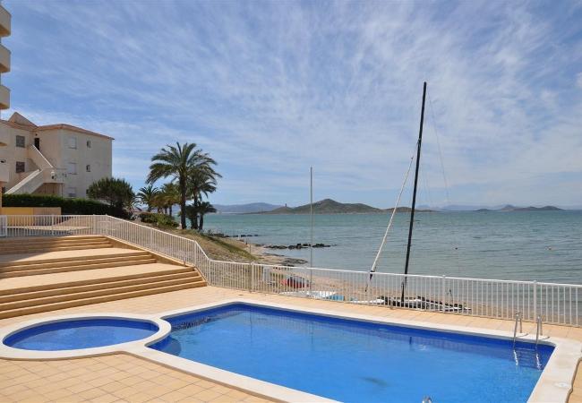 Apartamento en La Manga del Mar Menor - Apto. VISTAMAR - 1A (G)