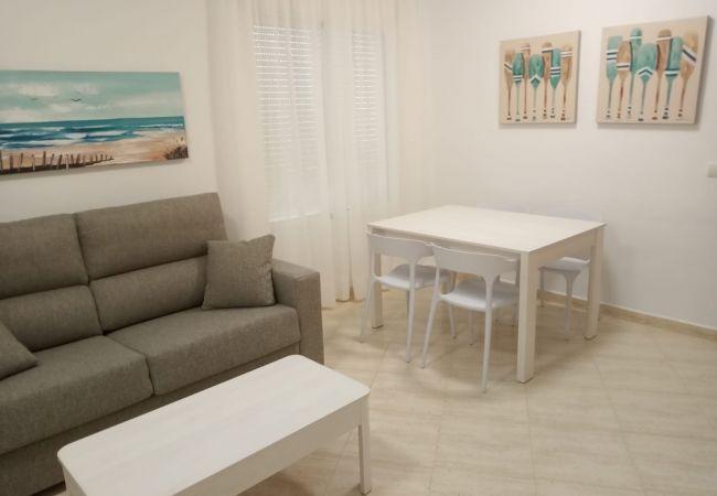 Apartamento en La Manga del Mar Menor - VISTAMAR - 1A (G)