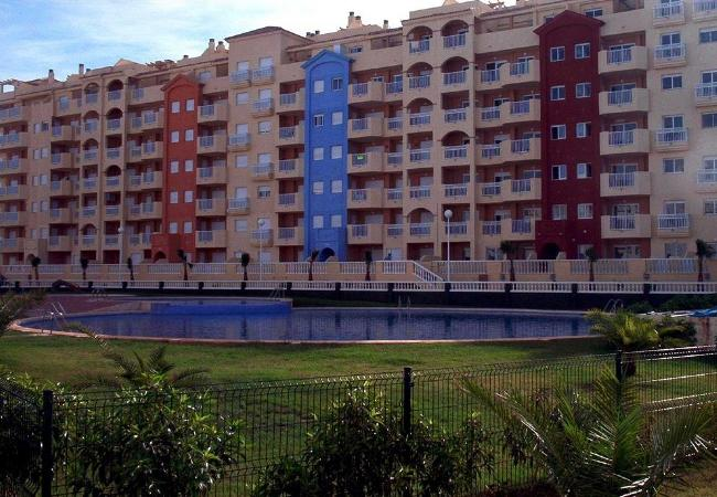 Apartamento en La Manga del Mar Menor - MARINESCO - 92