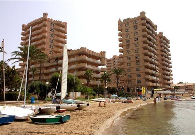 Apartamento en La Manga del Mar Menor - CASTILLO F2 - TN - 1A