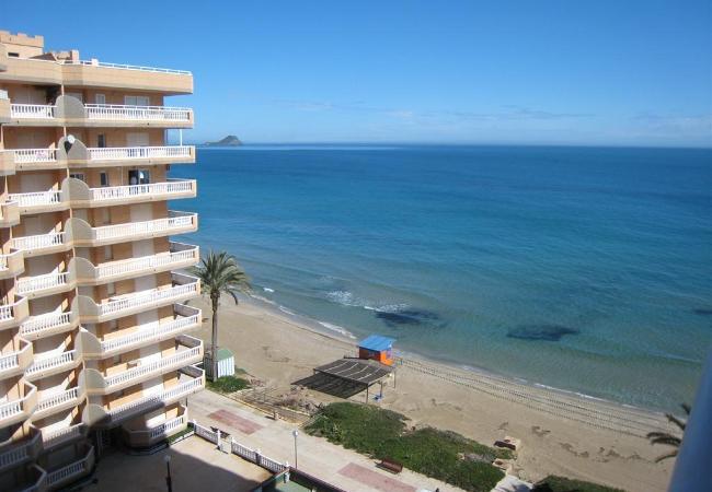 Apartamento en La Manga del Mar Menor - CASTILLO II - 103