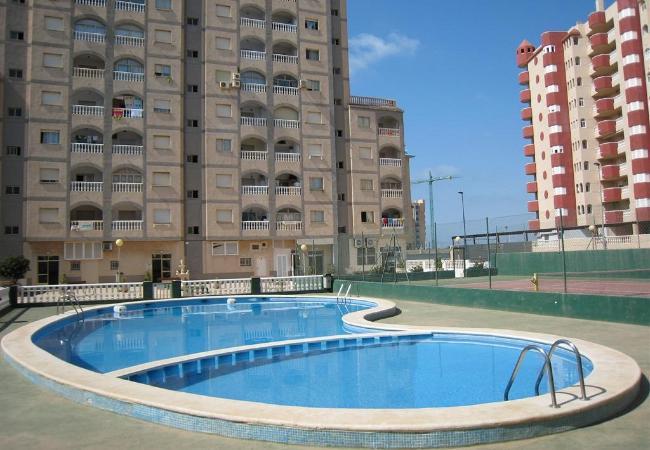 Apartamento en La Manga del Mar Menor - OASIS - 68