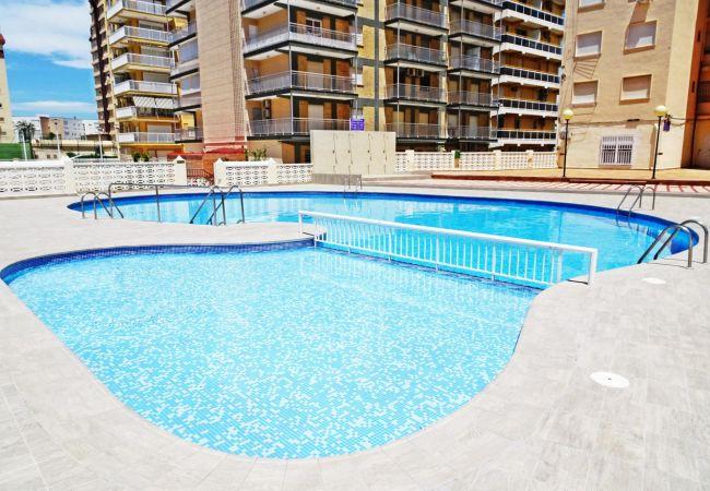Apartamento en Grao de Gandia - INFANTE E2 - 1º (ALQUILER SOLO A FAMILIAS)