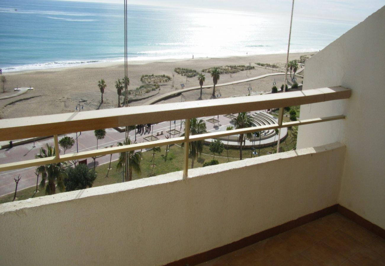 Apartamento en Peñiscola - Peñismar I D 2-10