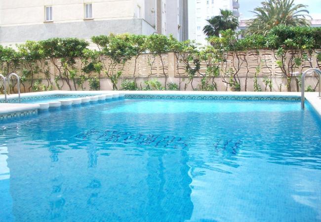 Apartamento en Grao de Gandia - MIKONOS VI - 2º 6ª (ALQUILER SOLO A FAMILIAS)