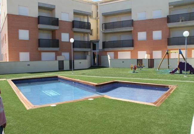 Apartamento en Alcoceber / Alcossebre - AMANECER - 4/6 estandar