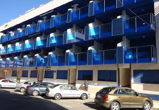 Apartamento en Peñiscola - Miralcielo, Esc.D, Bajo B