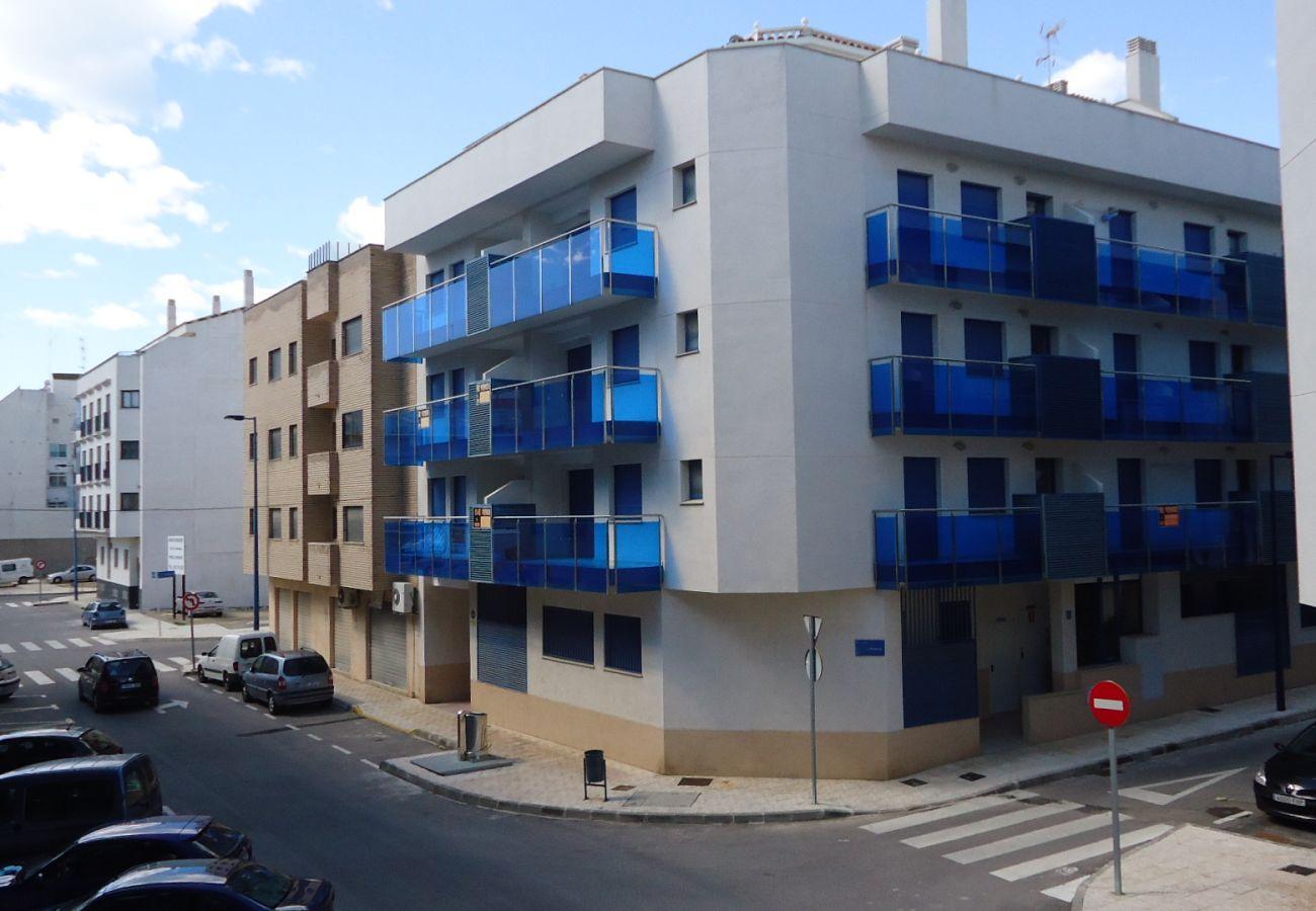 Apartamento en Peñiscola - Miralcielo I 4/5