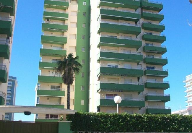 Apartamento en Grao de Gandia - OLYMPIA A - 9º (ALQUILER SOLO A FAMILIAS)
