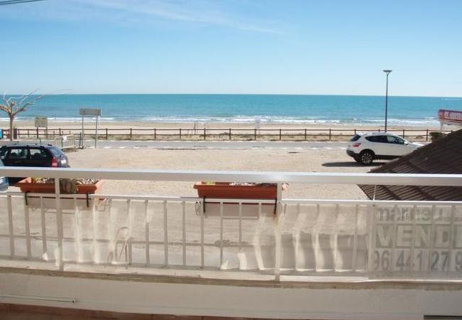 Apartamento en Alcoceber / Alcossebre - IRTA PLAYA PRIMERA LINEA - 6 PAX