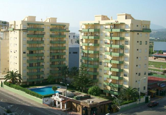 Apartamento en Grao de Gandia - GARDENIAS II -B1 - 7º C ( ALQUILER SOLO A FAMILIAS