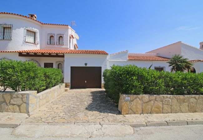Villa en Calpe - Ricarlos