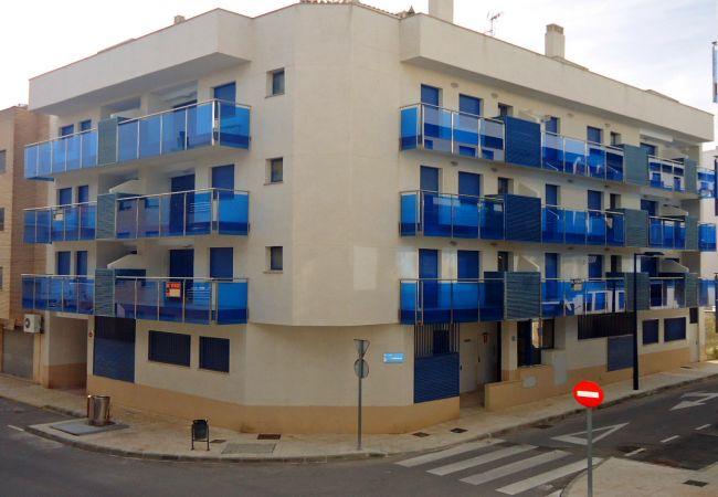 Apartamento en Peñiscola - Miralcielo I 6/8
