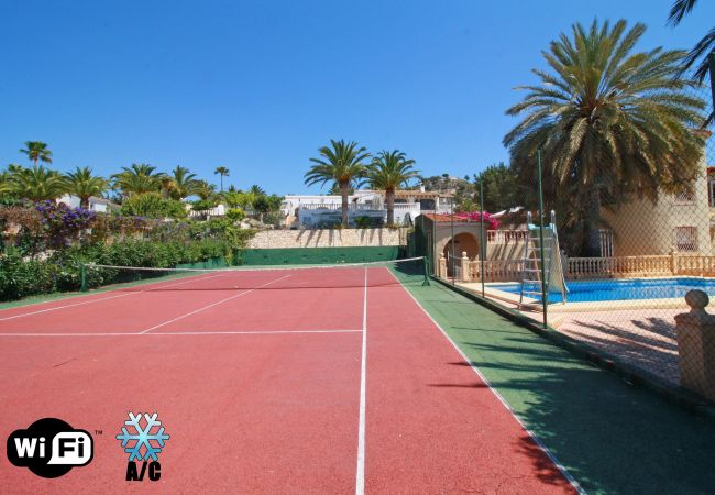 Villa en Calpe - Tenis Janka