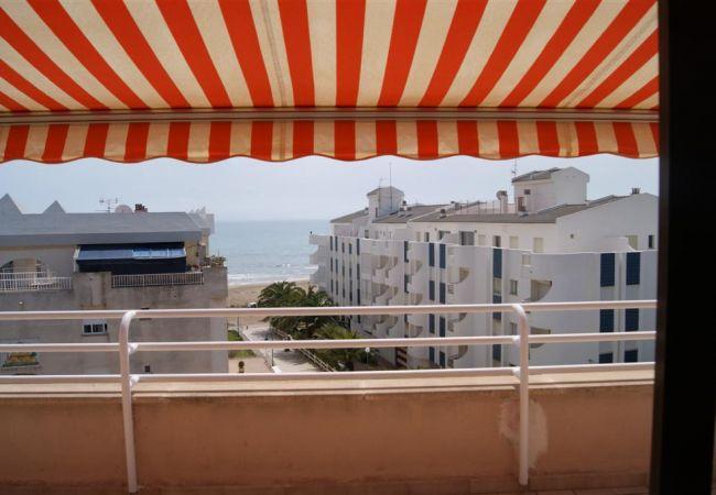 Apartamento en Alcoceber / Alcossebre - ATICO PLAYA CARGADOR - 4/6 estandar