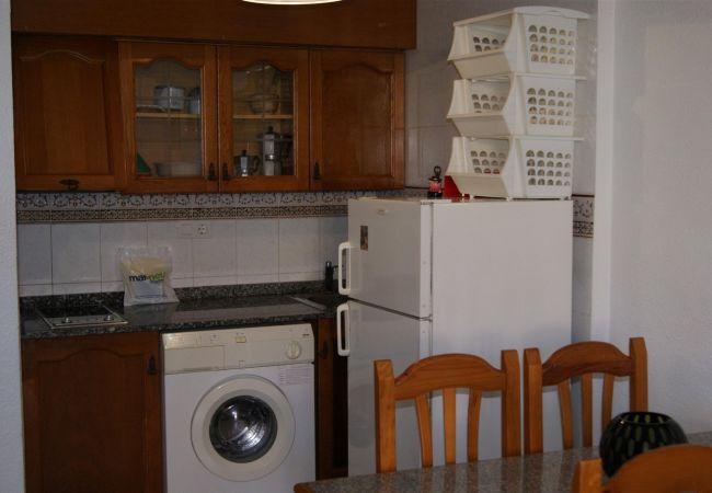 Apartamento en Alcoceber / Alcossebre - PLAYA ROMANA VILLAGE JARDIN - Apartamento 2/4 esta