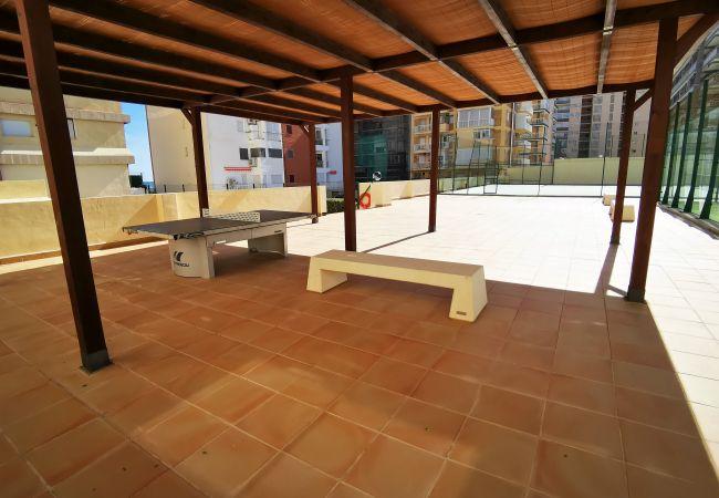Apartamento en Grao de Gandia - ALBATROS I - 9 -17ª (ALQUILER SOLO A FAMILIAS) PLA