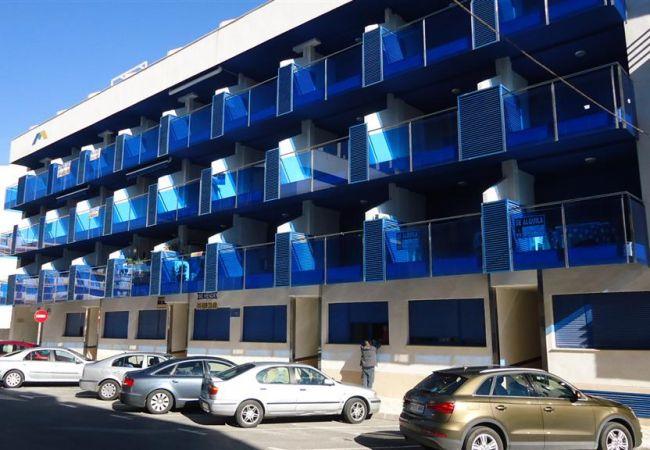 Apartamento en Peñiscola - MIralcielo I 6/8 *