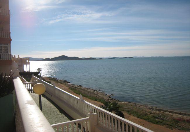 Apartamento en La Manga del Mar Menor - MARES II PORT.2 Y 3 ESC. 2-9 DCHA