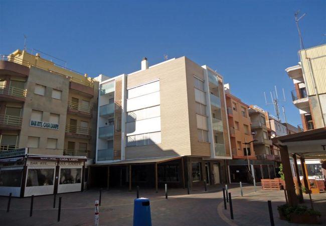 Apartamento en Peñiscola - Ermitana 3ºA