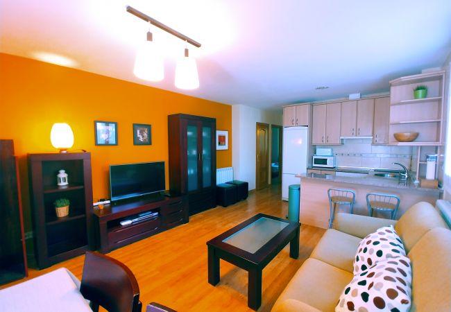 Apartamento en Biescas - Biescas- Edificio Sobremonte Bajo F