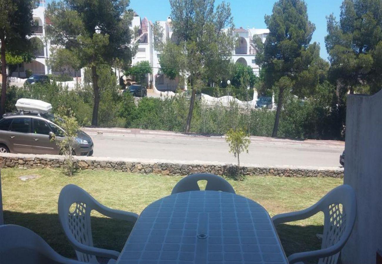 Apartamento en Peñiscola - T.I. Patios I 11-3