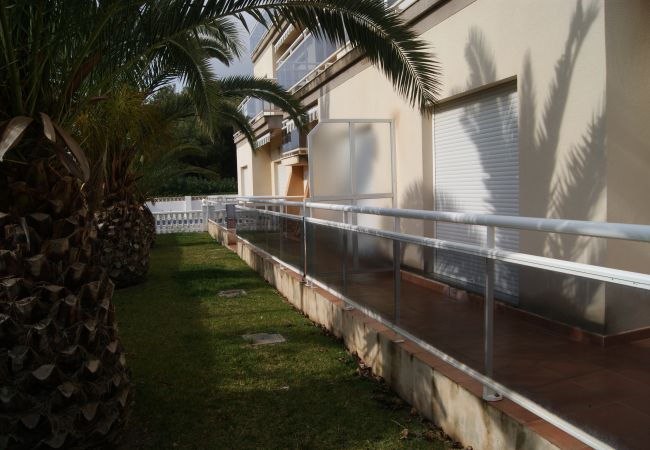 Apartamento en Alcoceber / Alcossebre - CANARET PLANTA BAJA JARDIN - 4/6