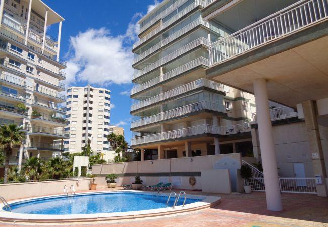 Apartamento en Calpe - A108 CLUB NAUTICO B 2º 3