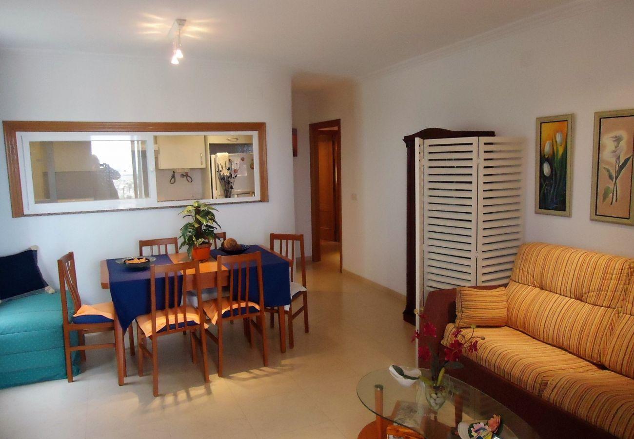 Apartamento en Peñiscola - Nerea LEK 8