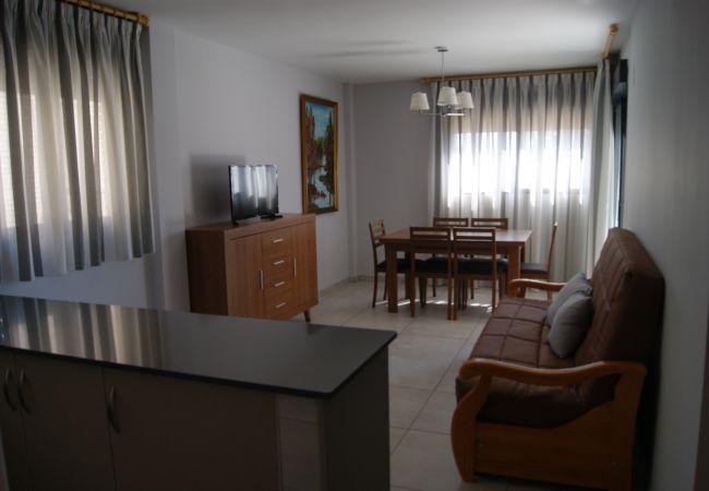 Bungalow en Peñiscola - PATRICIA VILLAGE - 6 PAX