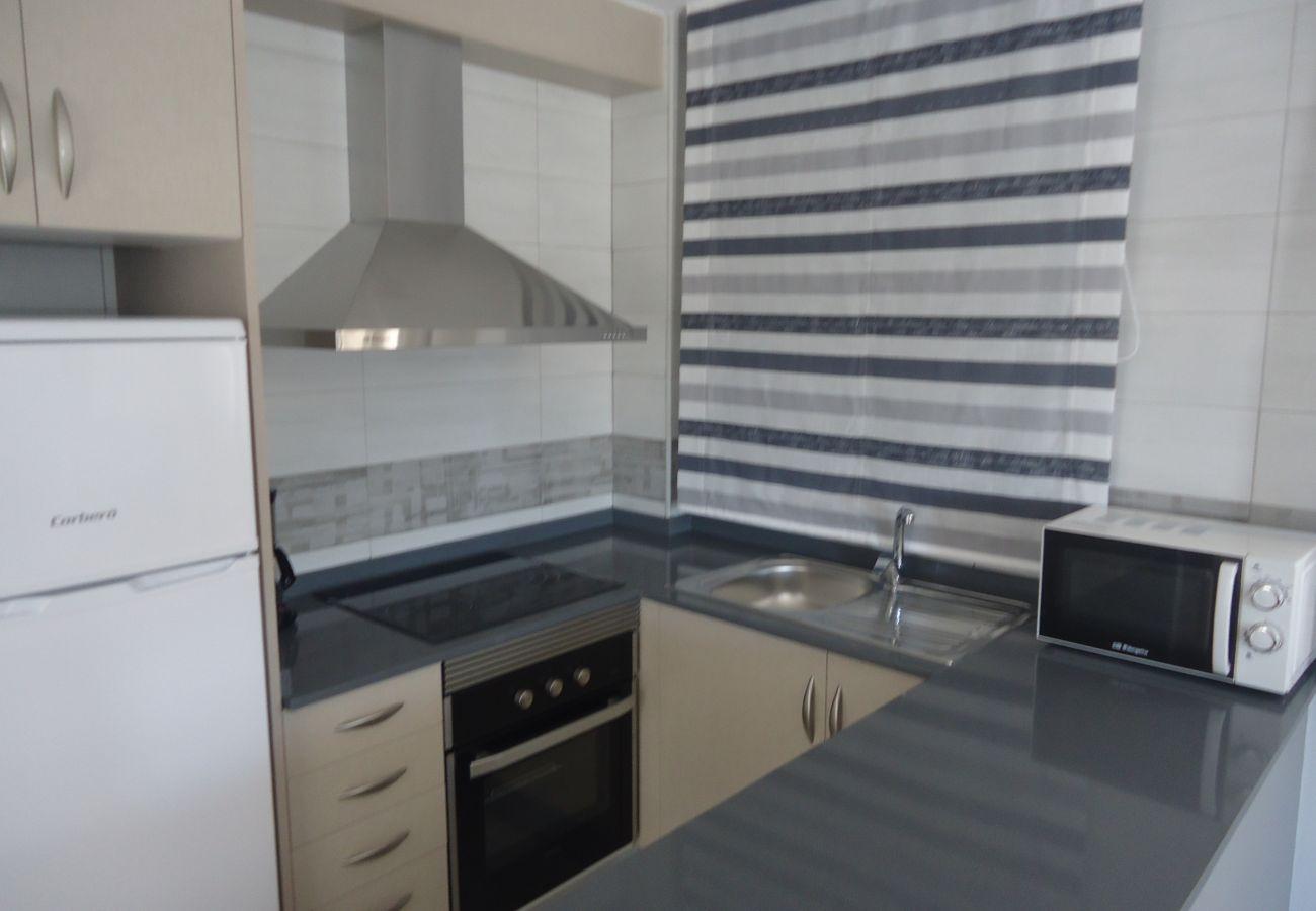 Apartamento en Peñiscola - Patricia Park LEK Nº 4