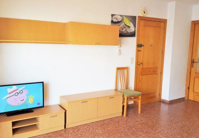Apartamento en Grao de Gandia - BALI  2ª - 6º  IZQ.(ALQUILER SOLO A FAMILIAS) ZONA