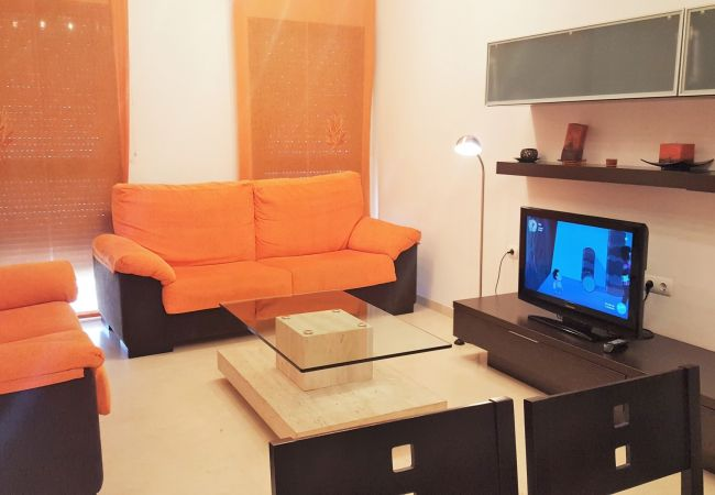 Apartamento en Grao de Gandia - PLAYASOL  1ª - 2º - A (ALQUILER SOLO A FAMILIAS)