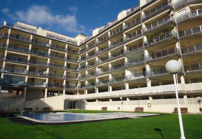 Apartamento en Peñiscola - P. Maritimo 50 Lateral LEK