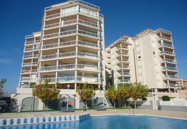 Apartamento en Peñiscola - Residencial Argenta 2/4 LEK
