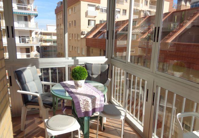 Apartamento en Calpe - A86 DAMARA IV. 4º B.