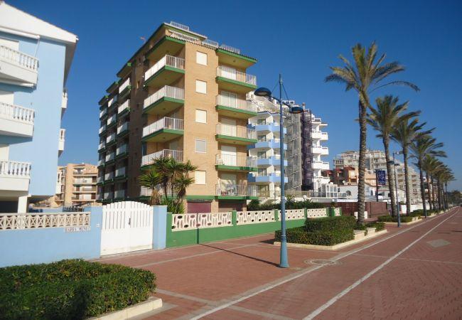 Apartamento en Peñiscola - Siroco Holidays 5-B LEK