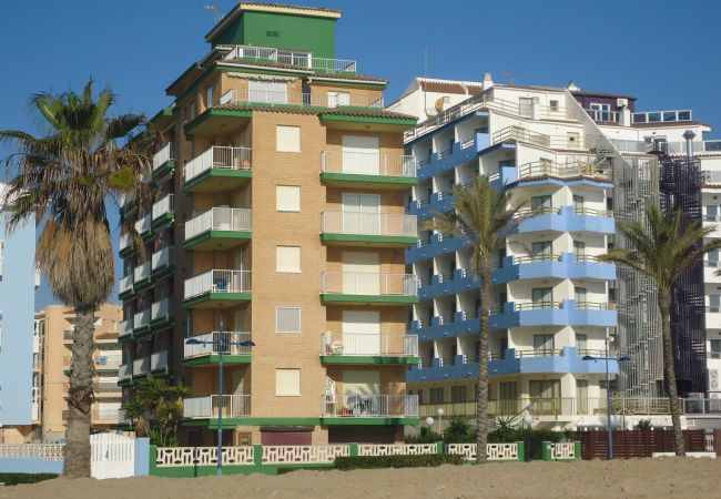 Apartamento en Peñiscola - Siroco Holidays LEK 4/6