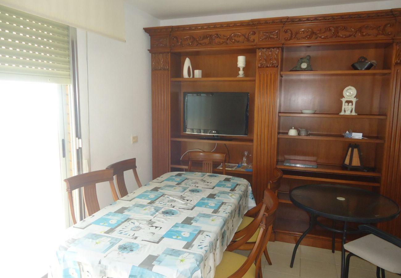 Apartamento en Peñiscola - Siroco Holidays 4-E LEK