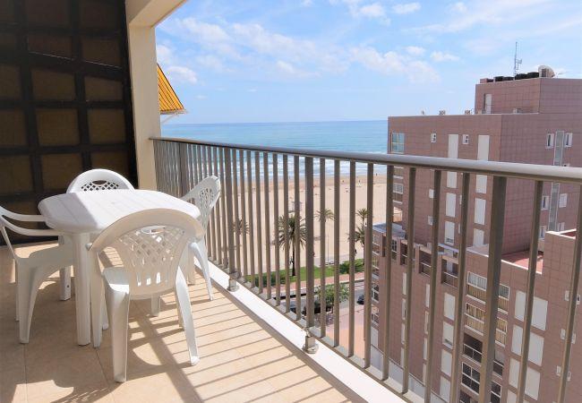 Apartamento en Grao de Gandia - INFANTE E8 - 9º (ALQUILER SOLO A FAMILIAS)