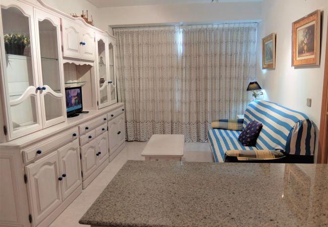 Apartamento en Grao de Gandia - INFANTE E6 - 12º (ALQUILER SOLO A FAMILIAS)