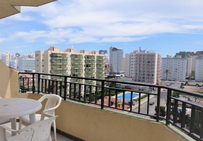 Apartamento en Grao de Gandia - GARDENIAS II B1 - 8º C ( ALQUILER SOLO A FAMILIAS