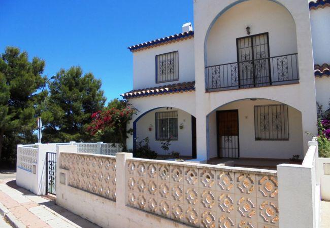 Bungalow en Peñiscola - Pueblo Azul