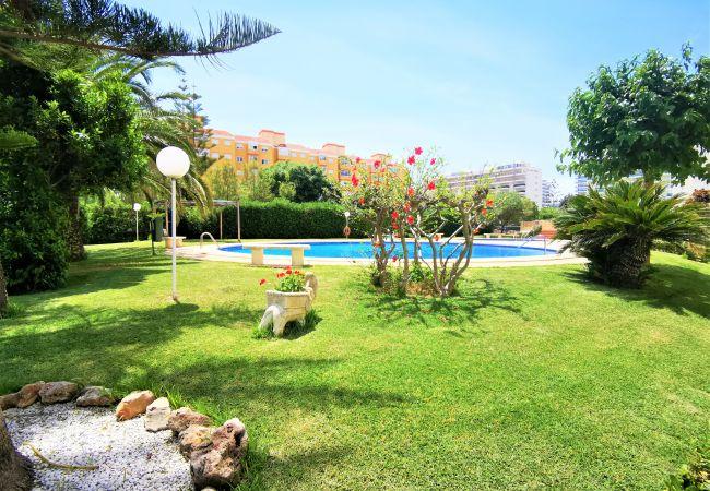 Apartamento en Grao de Gandia - GANDIAZAR IV - B 2º Dcha ( ALQUILER SOLO A FAMILIA